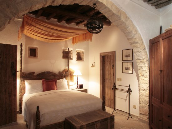 Lofou, Cypern: Archontiko Masterbedroom