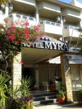 Myra Hotel: 12.