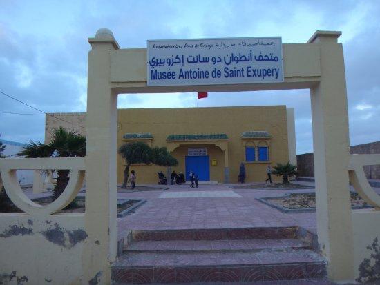 Tarfaya, Marocko: Le musée Antoine de Saint-Exupéry