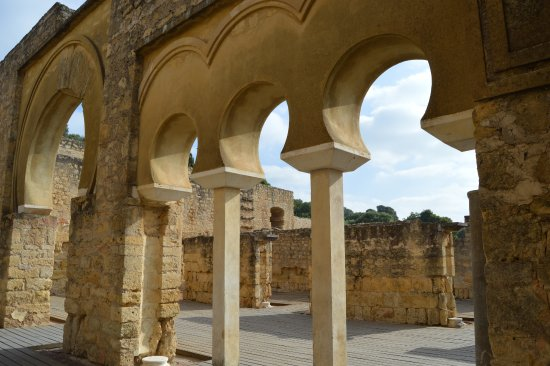 Conjunto Arqueológico Madinat Al-Zahra: las ruinas