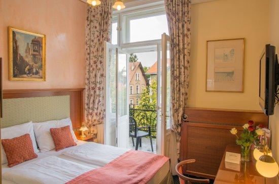 Hotel Park Villa : Standar Doppelzimmer