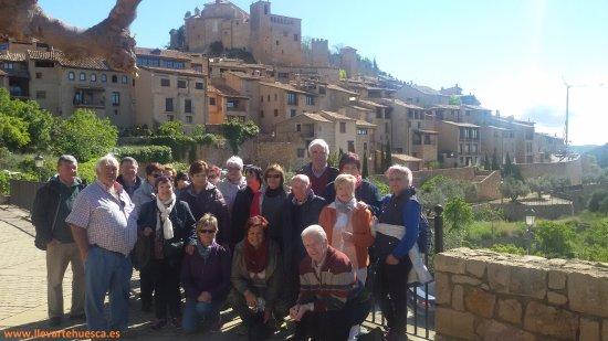 Visita Guiada Barbastro Somontano Alquézar Villa Huesca