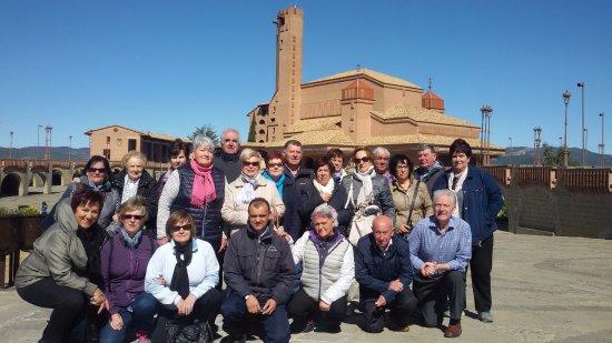 Visitas guiadas Barbastro Somontano Torreciudad Ribagorza