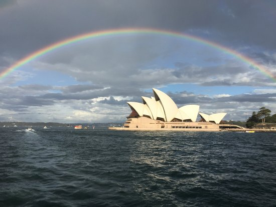 Kirribilli, Avustralya: Why do u ask is it Sensational! This is why!
