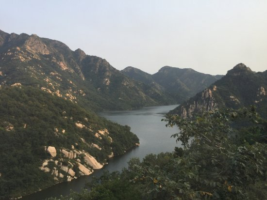 Qinhuangdao, Chine : Wufo Mountain Forest Park