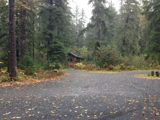 Abode Well Cabins: Secluded and private