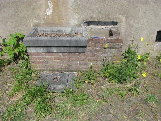 Uitgeest, เนเธอร์แลนด์: waterbak
