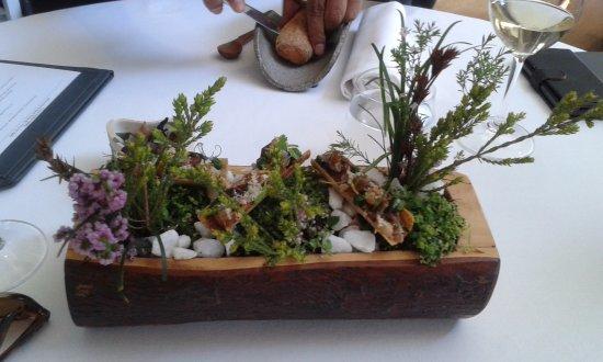 La Colombe: food art