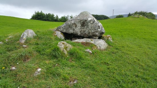Carrowmore Megalithic Cemetery: dolmen