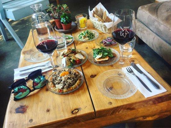 Golan Heights: בילינו לילה אחד ונהנינו מכל רגע! אוכל מדהים, יין ברמה גבוהה ושירות אישי ומצוין