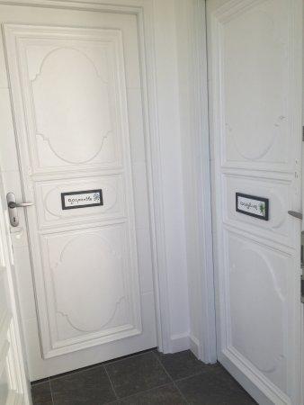 L 39 entr e de la maison d 39 h tes photo de l 39 oliveraie - L entree de la maison ...
