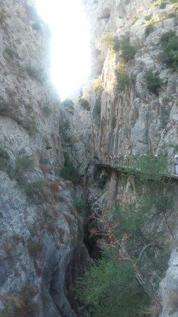El Chorro, España: 20160927_094225_large.jpg