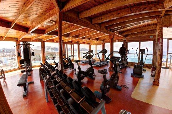 Reina Isabel Hotel: Gym