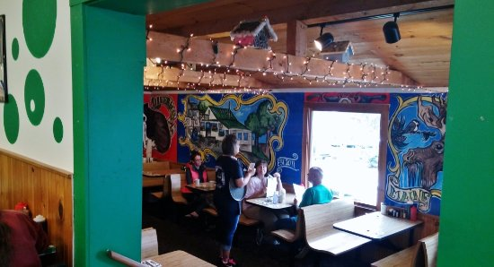 Belfast, Maine: Traci's Diner, Belfast, ME, Sep 2016