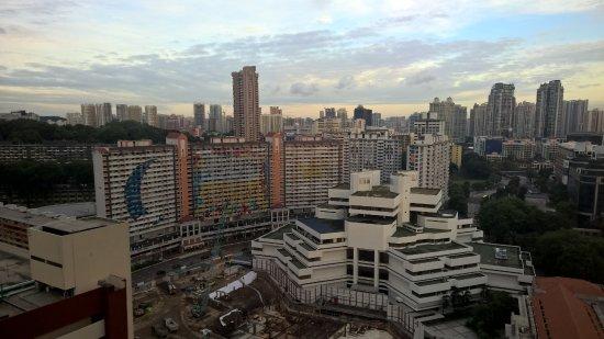 Furama City Centre: Enchanted by the skyline