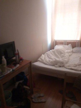 Ascet Hotel: номер с двухспальной кроватью