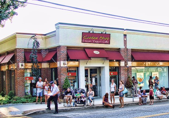 Frannie S Goo Front Of In Mt Kisco
