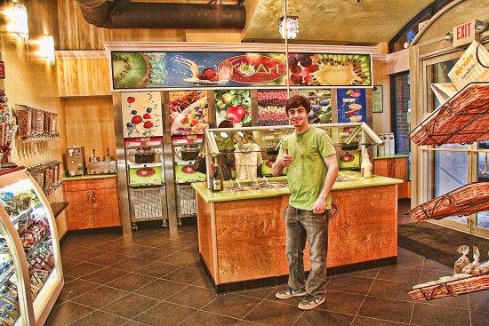 Mount Kisco, NY: Inside store - Mt. Kisco Location, 2011