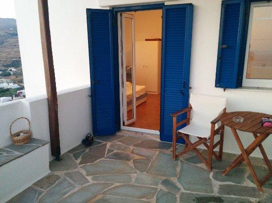Agios Romanos, Hellas: Sail Inn