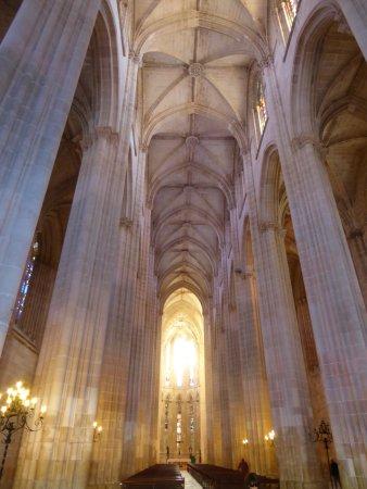 Batalha, Portekiz: l'intérieur