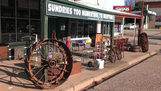 Sundries too Numerous to Mention