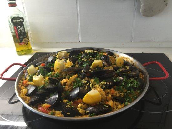 Prevessin Moens, Γαλλία: Ca aussi c'est la Locanda bonne appétit 😀