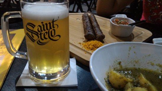 Sao Joao Da Boa Vista: Cerveja e petiscos