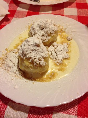 cottage cheese dumplings picture of pozsonyi kisvendeglo