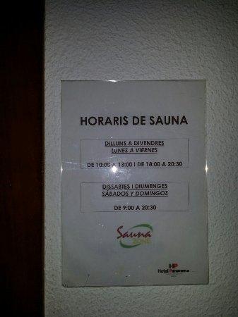 Panorama Hotel: Piscina y solarium planta 10