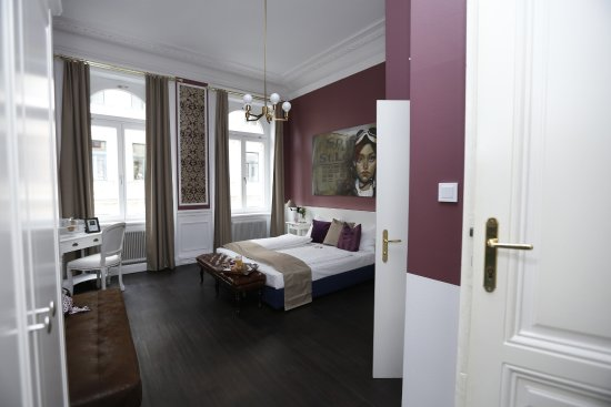 Pension Columbia: Boutique Doppelzimmer