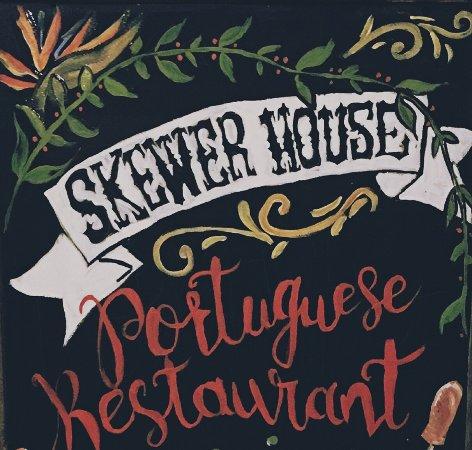 Skewer house taunton Portuguese restaurant