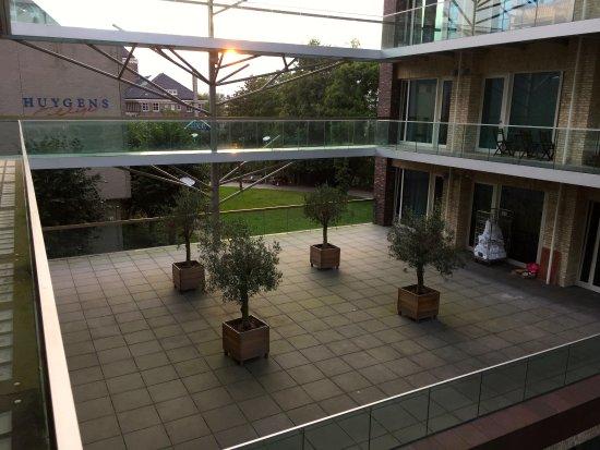 Amadi Park Hotel: Upper atrium