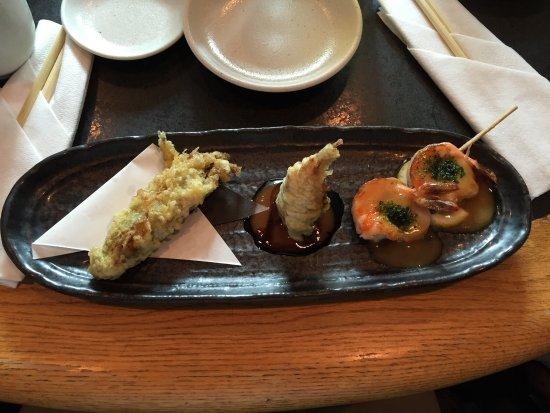 West Vancouver, Canadá: Zen Japanese Restaurant