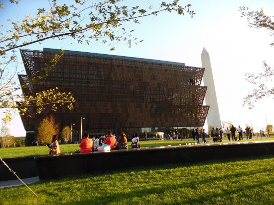 ‪National Museum of African American History and Culture‬