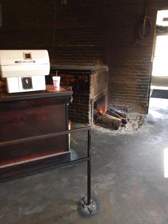 Lockhart, เท็กซัส: BBQ Pit