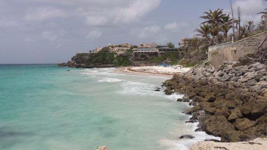 Union Hall, Barbados: Crane Beach e l'omonimo resort