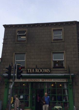Settle, UK: Needing a cuppa 😜