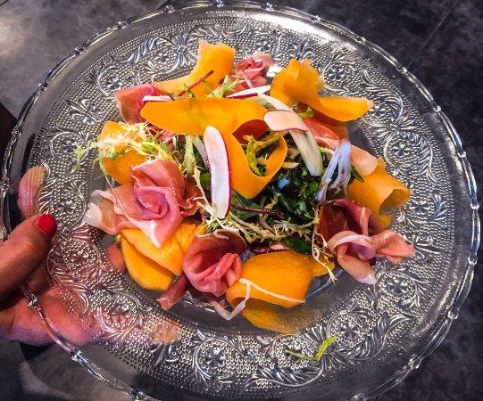 Вильербанн, Франция: Salade composée