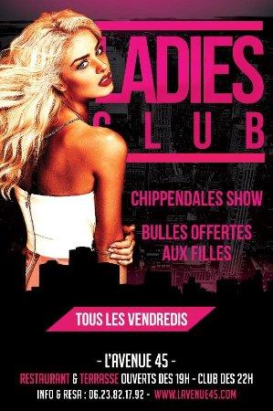 Villeurbanne, Frankrike: ladies night tous les vendredis !