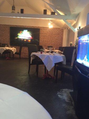 Rungis, Prancis: la salle de restaurant