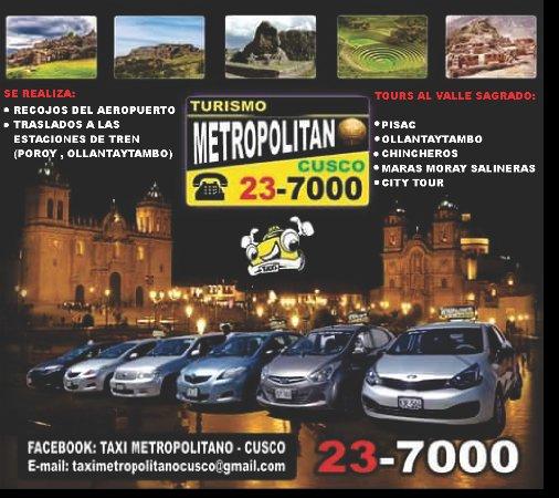 Taxi Metropolitano Cusco