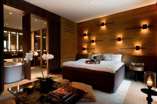 The Chedi Andermatt - a GHM hotel