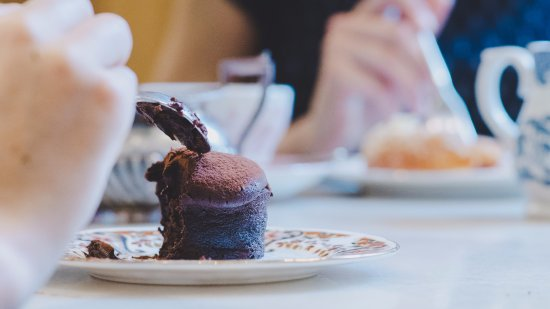 Cocomaya: decadent flourless chocolate cake