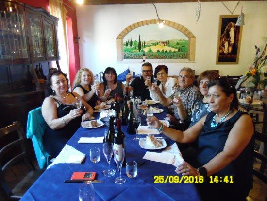 Аццате, Италия: Fattoria Canale. La festa del compleanno .