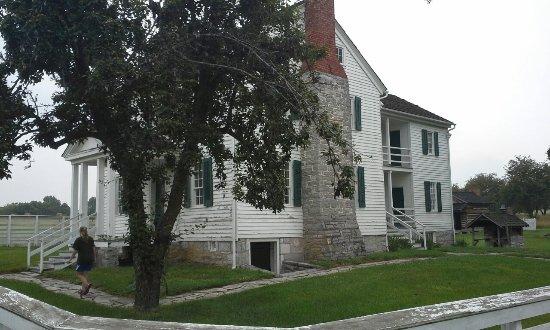 New Market State Historical Park: Bushomg Farm