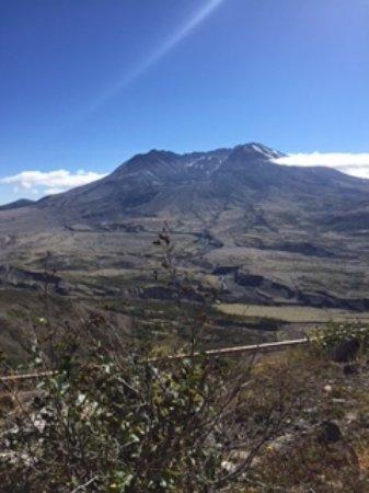 Castle Rock, WA: Mount St. Helens
