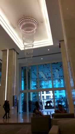 โรงแรมเลอ เมอริเดียน เชียงใหม่: Lobby