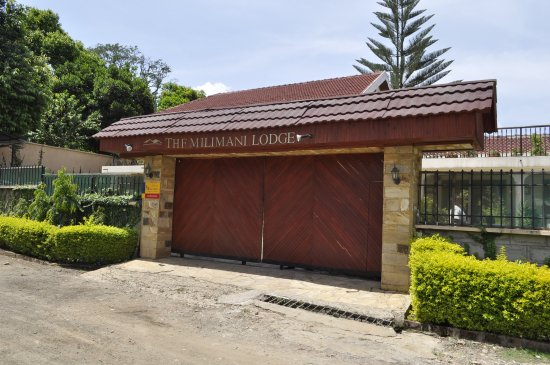 The Milimani Lodge
