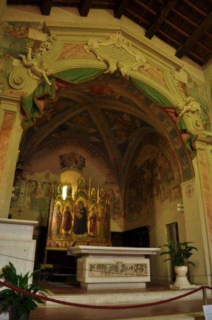 Монтемерано, Италия: Particolare della chiesa di San Giorgio