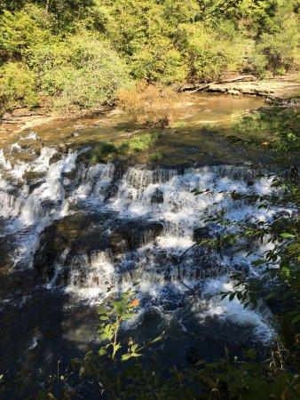 Sparta, TN: falls